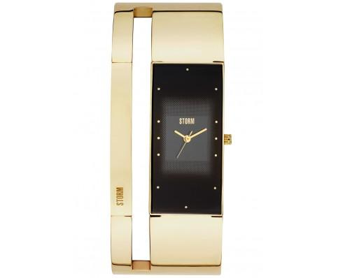 Storm Alavara Gold Ladies Watch