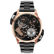 STORM Dualon Watch in Rose Gold