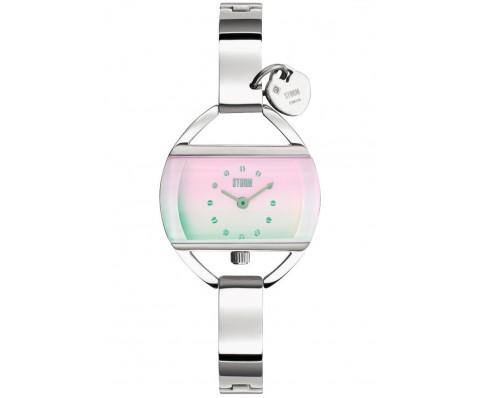 STORM Temptress Charm Watch Lazer Pink