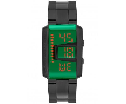 STORM MK 4 Circuit Watch in Slate and Green
