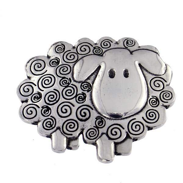 Sheep Brooch Brooches St Justin