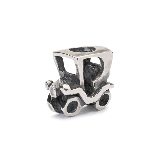 Trollbeads Automobile Silver Bead