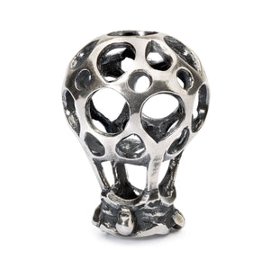 Trollbeads Air Balloon Silver Bead