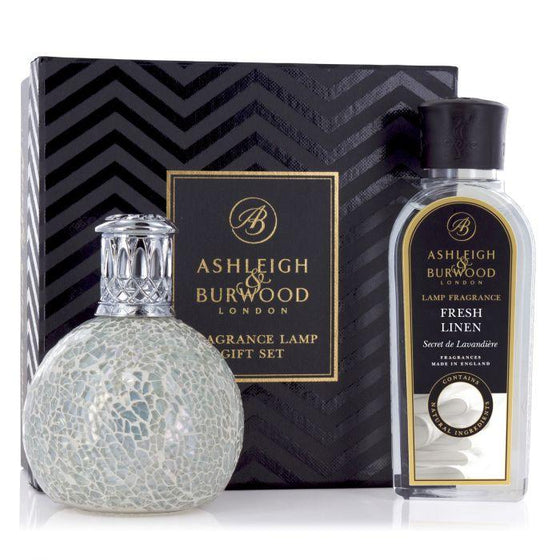 Ashleigh & Burwood The Pearl Fragrance Lamp Gift Set
