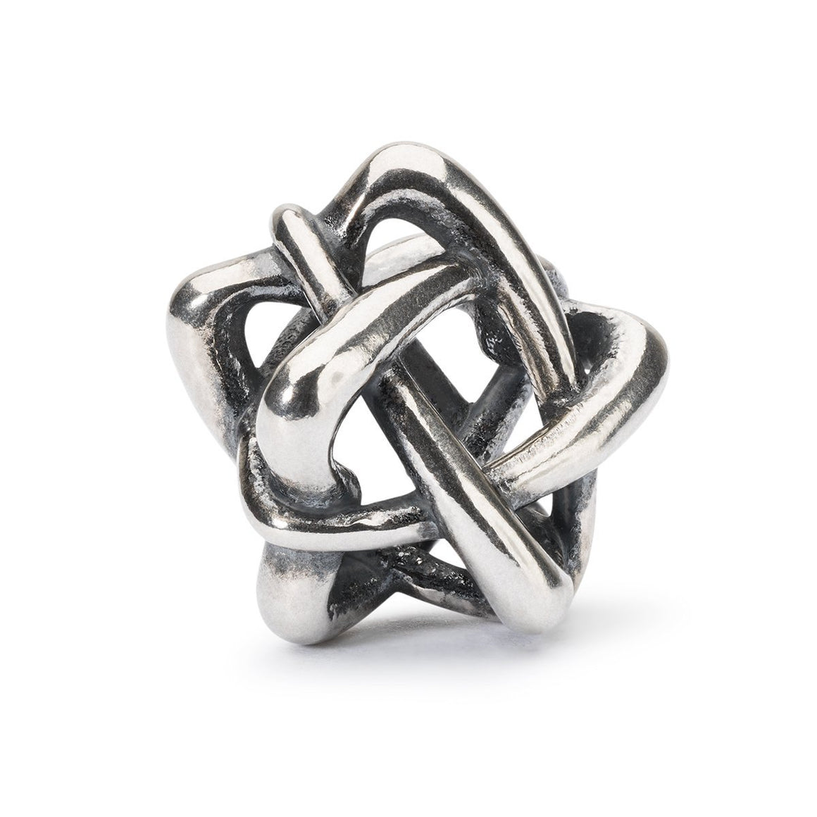 Trollbeads Come Together Silver Bead