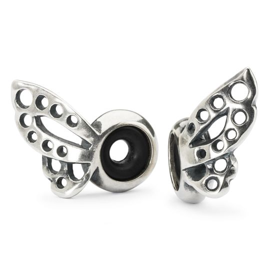 Trollbeads Dancing Butterfly Spacers