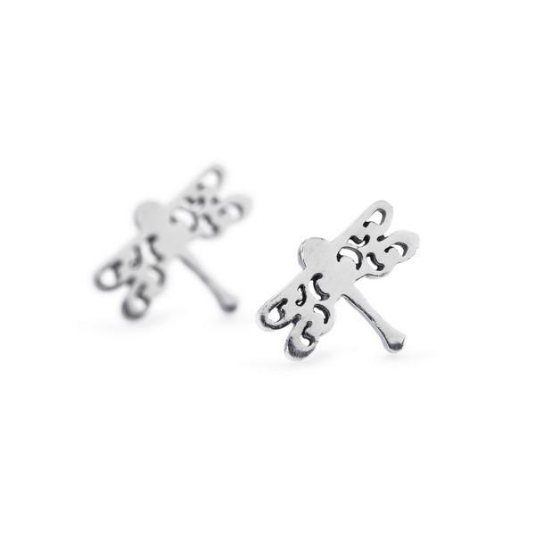 Trollbeads Dragonfly Beauty Studs