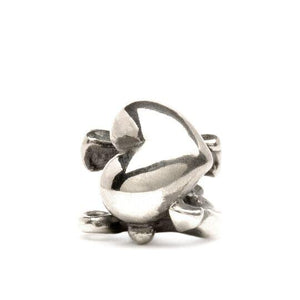 Trollbeads Faith Hope and Charity Silver Bead Trollbeads Trollbeads