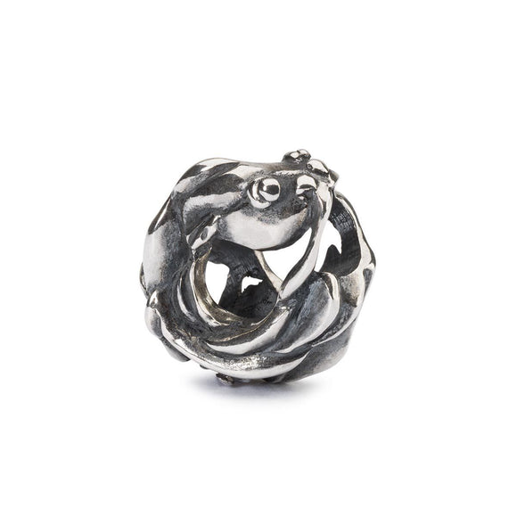 Trollbeads Flying Fish Silver Bead
