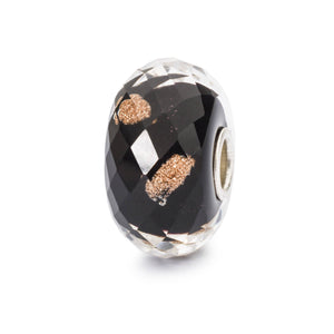 Trollbeads Midnight Brilliance Black Friday 2015 Glass Bead