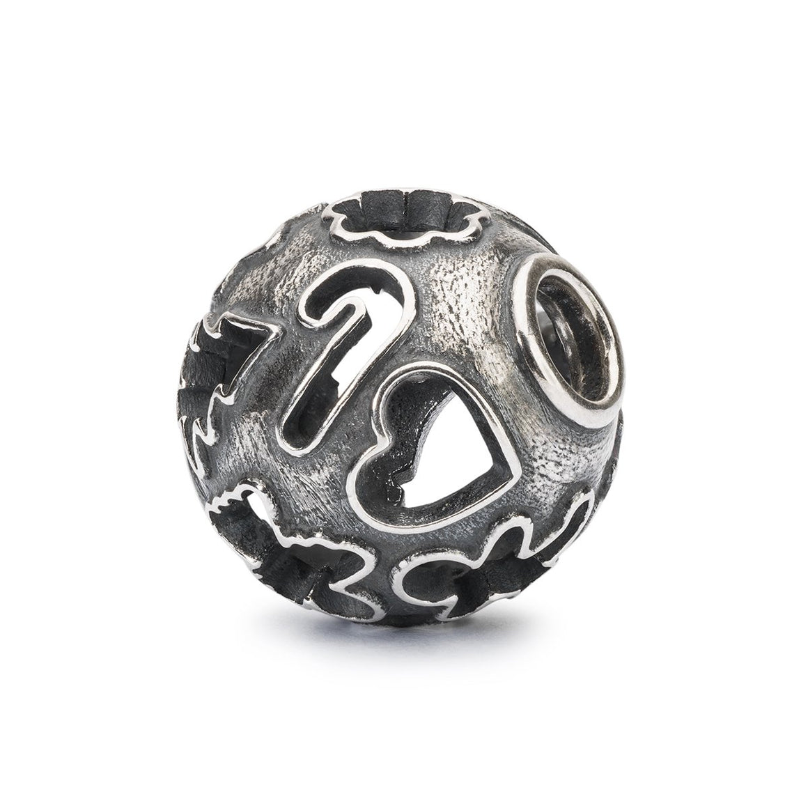 Trollbeads More Cookie Joy Silver Bead