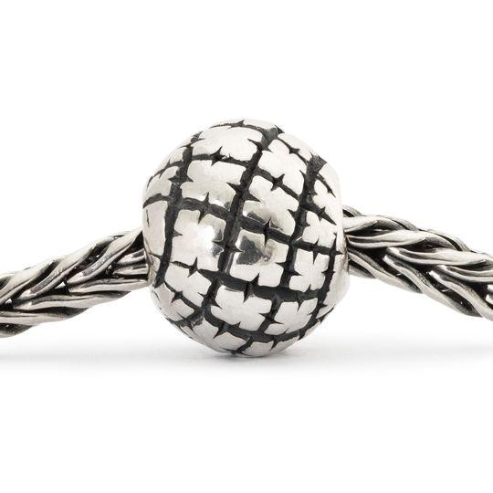 Trollbeads Nomad Silver Bead