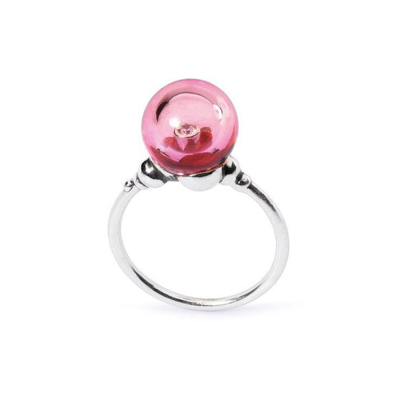Trollbeads Ring Blushing Bubble R8102 Now Reduced!