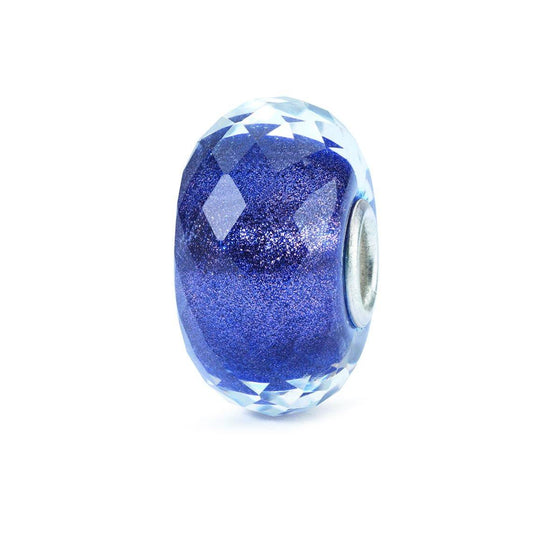 Trollbeads Shimmer Royal Black Friday 2017 Glass Bead