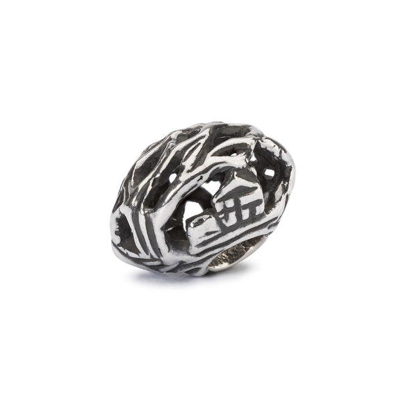 Trollbeads Wilderness Silver Bead