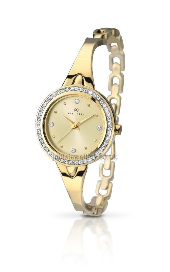 Ladies Accurist Watch 8010