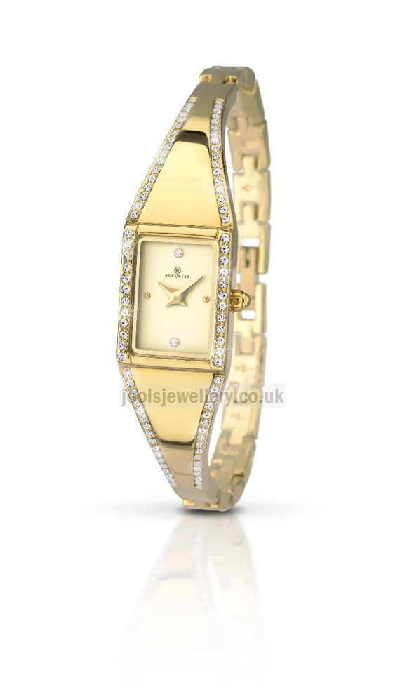 Ladies Accurist Watch 8024
