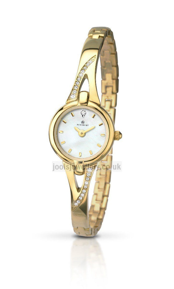 Ladies Accurist Watch 8039