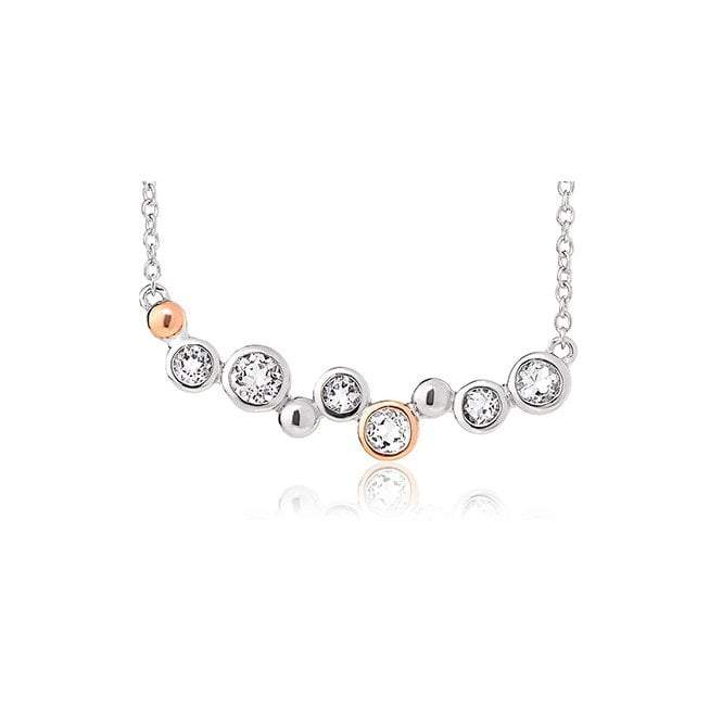Clogau Celebration Necklace 3SMN4 Jewellery CLOGAU GOLD