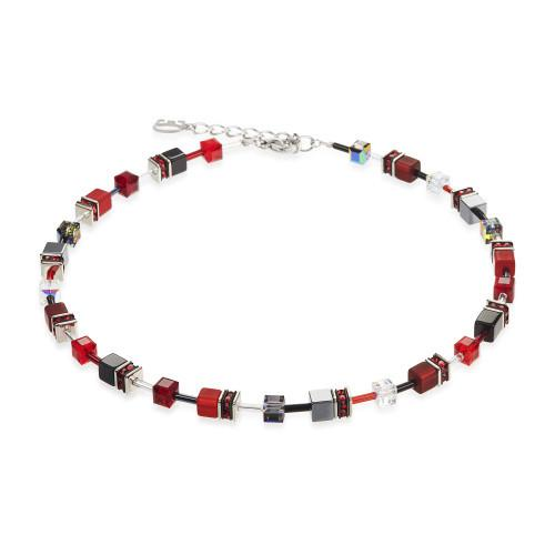 Coeur de Lion Red Necklace 4014