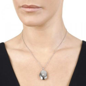 Inheritance Hot Diamonds Locket in Silver Jewellery Hot Diamonds