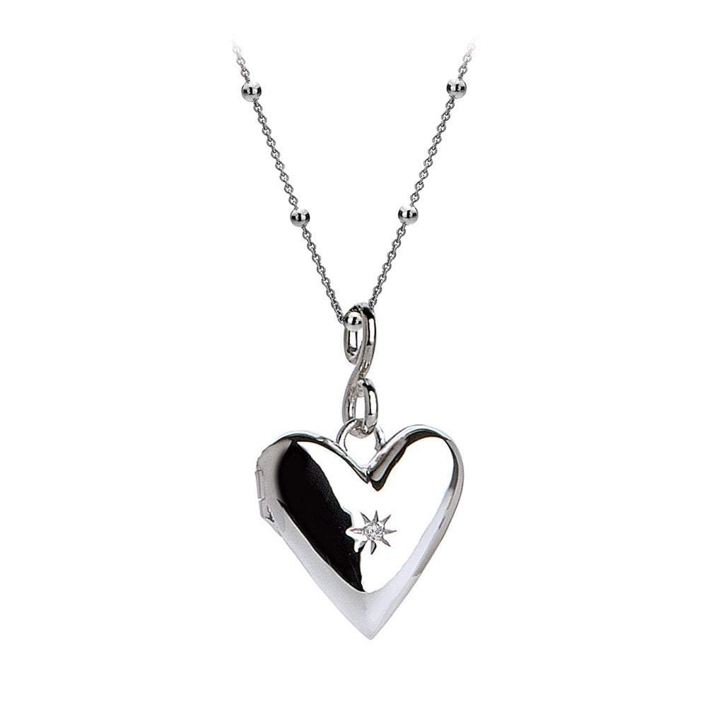 Hot Diamonds Spontaneous Locket Pendant DP142 Jewellery Hot Diamonds
