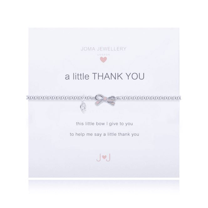 Joma Jewellery 334 'A Little Thank You' bracelet Jewellery JOMA JEWELLERY