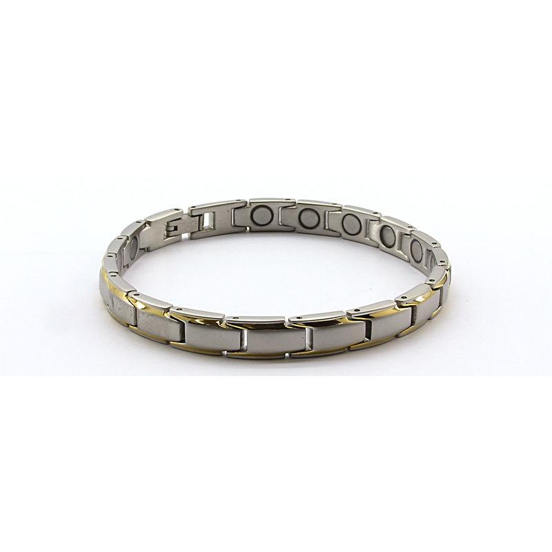 Stainless Steel Magnetic Bracelet Jewellery Coppercraft