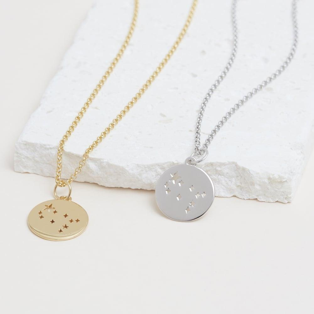 Muru Constellation Gemini Necklace Jewellery Muru