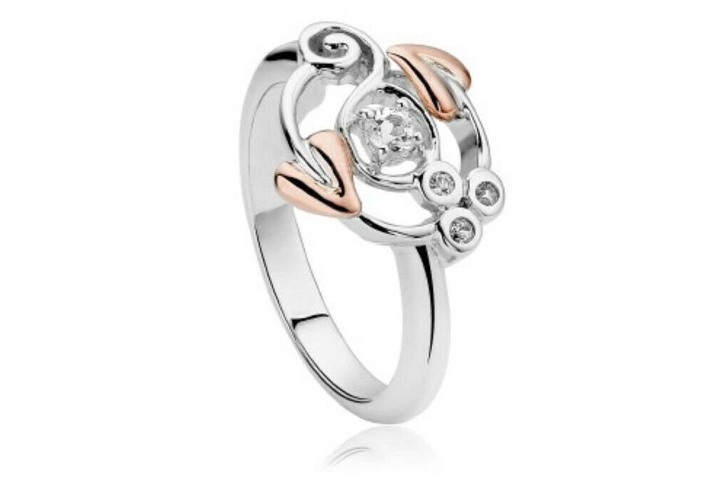 Clogau Tree of Life Origins Ring 3SENGTOL6 Jewellery Clogau J