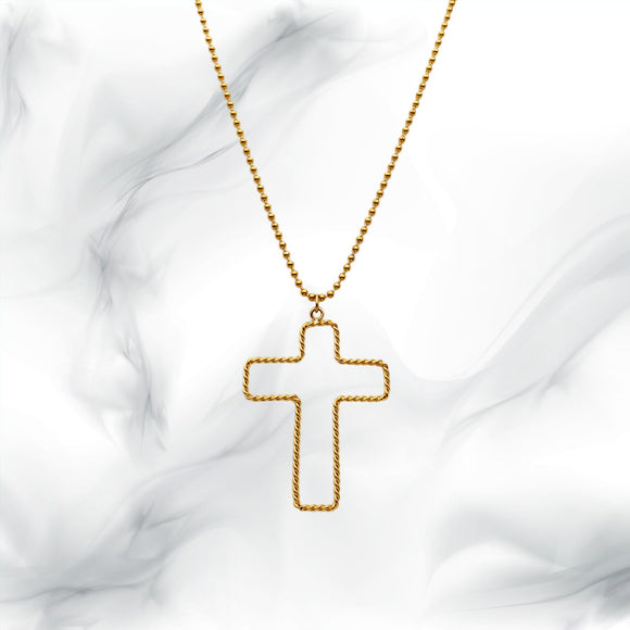 Cruz Necklace