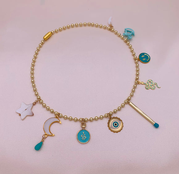 Sky Charms Necklace