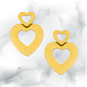 Doble Love Earrings