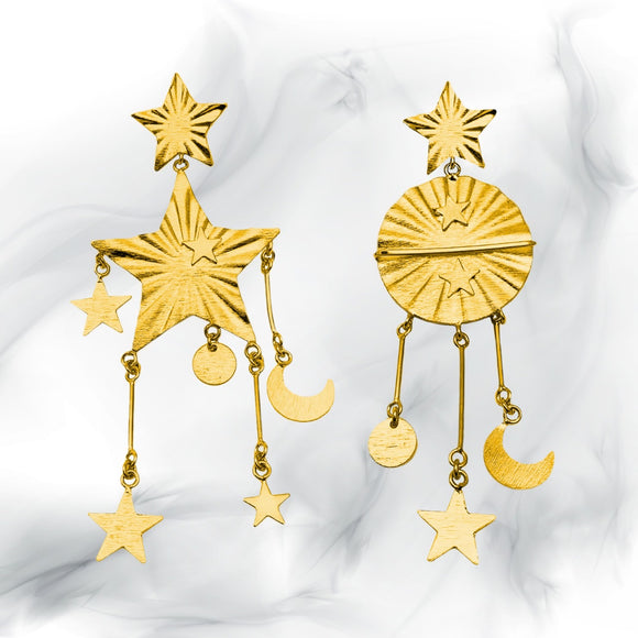 Nibiru Earrings