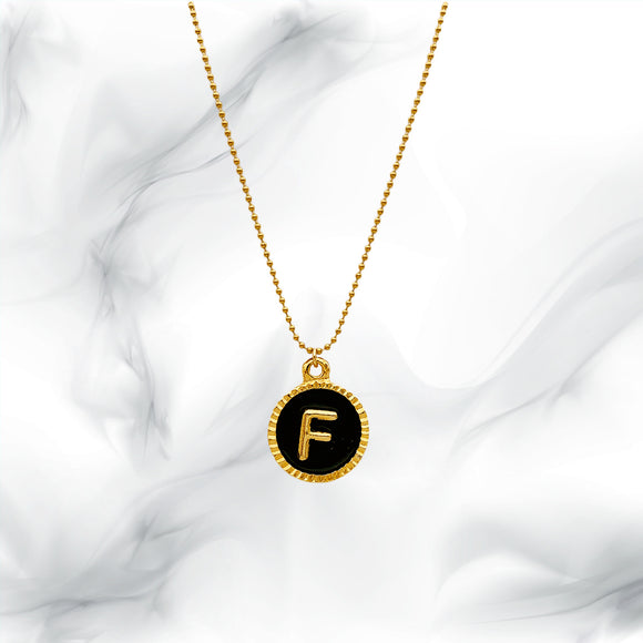 Letters Necklaces F