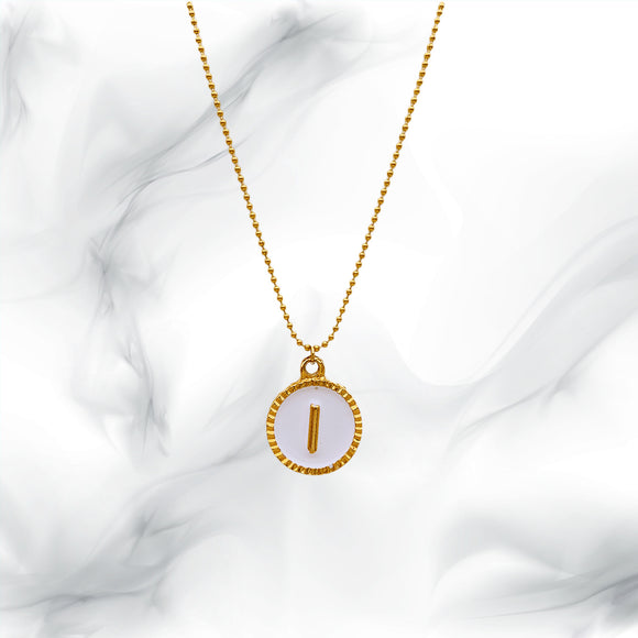 Letters Necklaces I