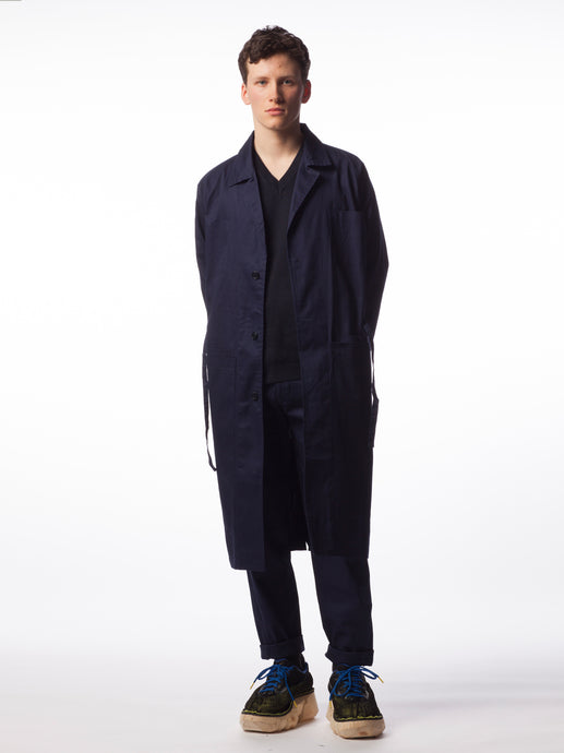 Cotton Drill Warehouse Coat
