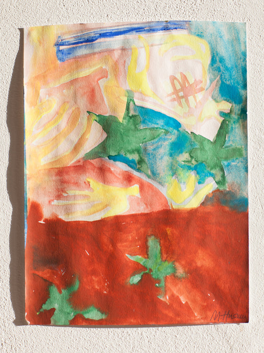 Marianne Hurum 'Work on Paper' 21x28 cm