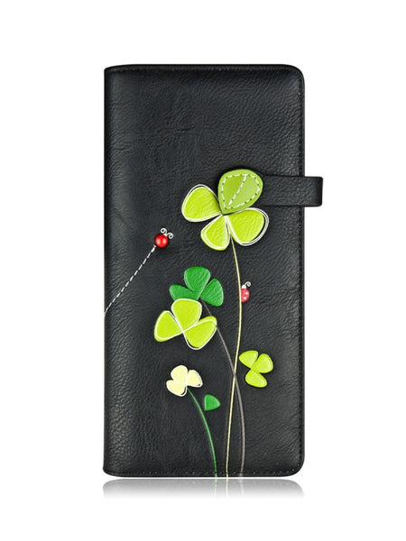 Lir Long Wallet - Black By Espe