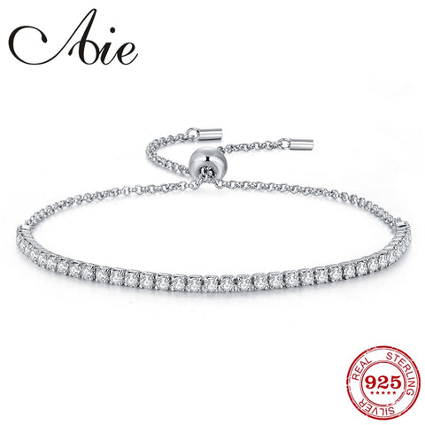 925 Sterling Silver adjustable Bracelets