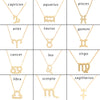 12-Zodiac Sign Necklaces