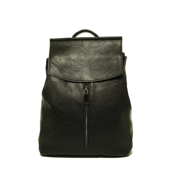 Chloe Convertible Backpack Black