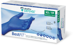 MedPro Defense BestFIT Nitrile Examination Gloves (Powder Free)