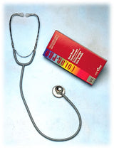 AMG Medical Color Pro Dual Head Stethoscope - Avida Healthwear Inc.