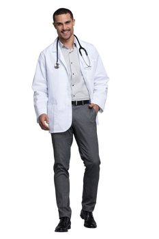White - Cherokee Lab Coats 31