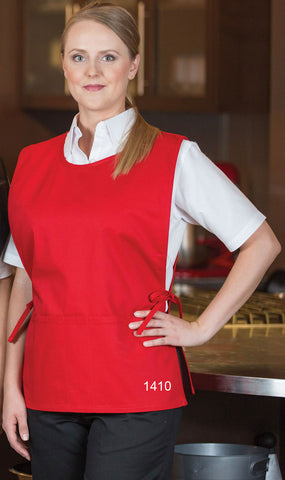 Red - Heavy Weight Cobbler Apron