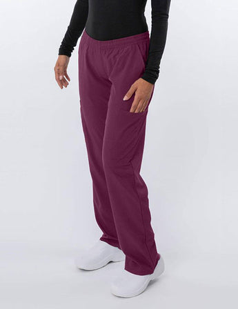 Berry - Green Town Zinnia Stretch Cargo Pants