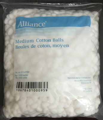 Medical Mart Cotton Balls - Avida Healthwear Inc.