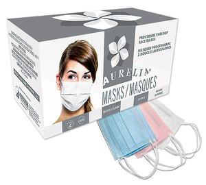 Supermax Canada Aurelia Procedure Earloop Mask - Avida Healthwear Inc.