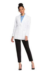 "White - Cherokee Lab Coats 29"" Women's Lab Coat"